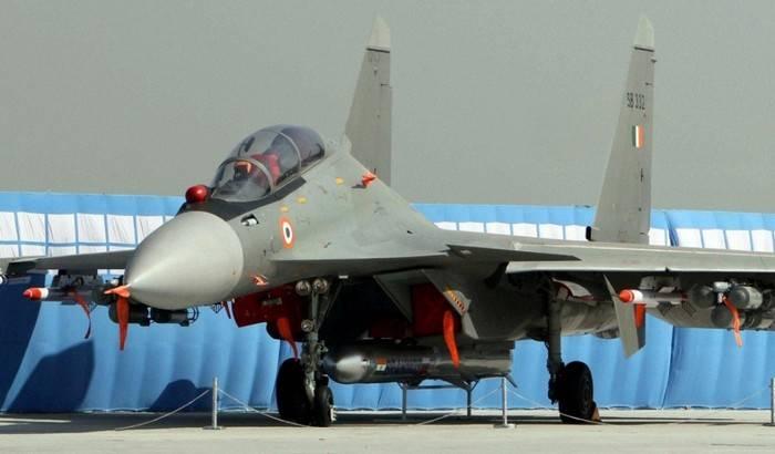 인도, Su-30MKI에서 BrahMos 크루즈 미사일 성공적 발사 발표
