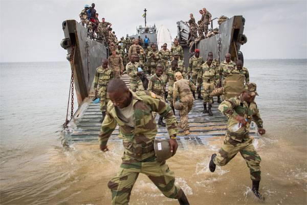 喀麦隆加入了美国的反Igilov联盟。 现在是时候了......