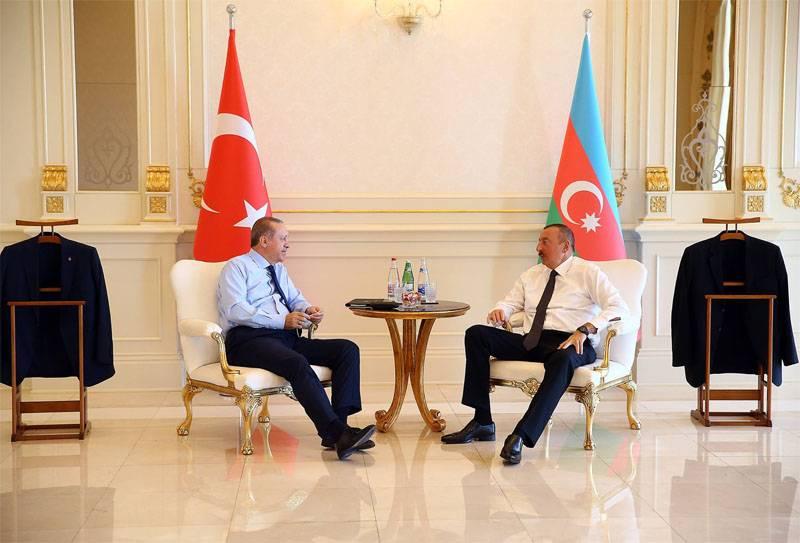 Эрдоган снова поднимет Карабахский вопрос вСочи