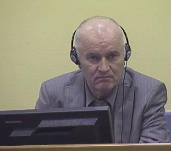 TPIY sentenció a Ratko Mladic a cadena perpetua