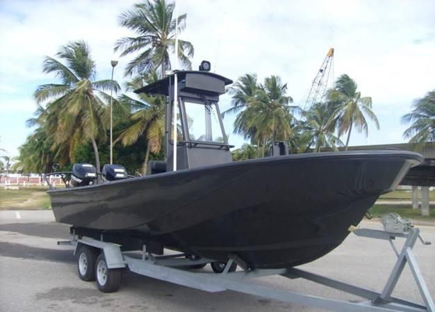 वेनेजुएला के नेशनल गार्ड को घरेलू उत्पादन की 12 नावें मिलती हैं