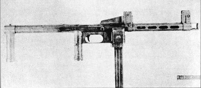 기관총 ERMA EMP 44 (독일)