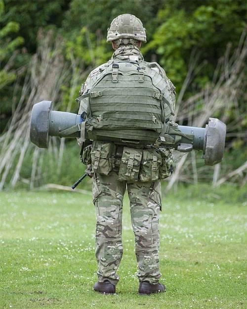 미국 언론 : 트럼프는 우크라이나에 무기 공급의 필요성에 대한 보고서를 제출했다.