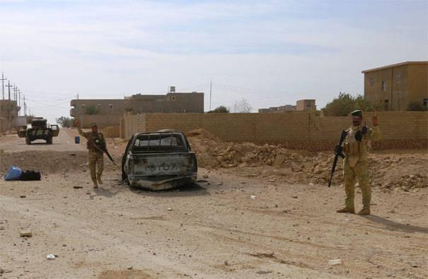 美国:在战胜恐怖分子后,美国特遣队将留在叙利亚