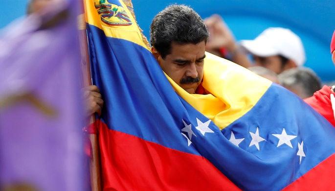 """베네수엘라는 """"디폴트""""이전에. 러시아 사람들이 그녀를 구할 것인가?"""