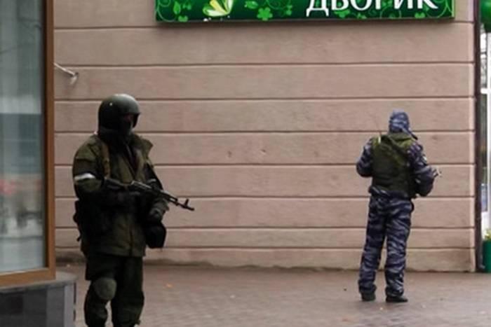 Dans la RDP a annoncé le bon fonctionnement du ministère de la Sécurité d'État sur le territoire de la LPR
