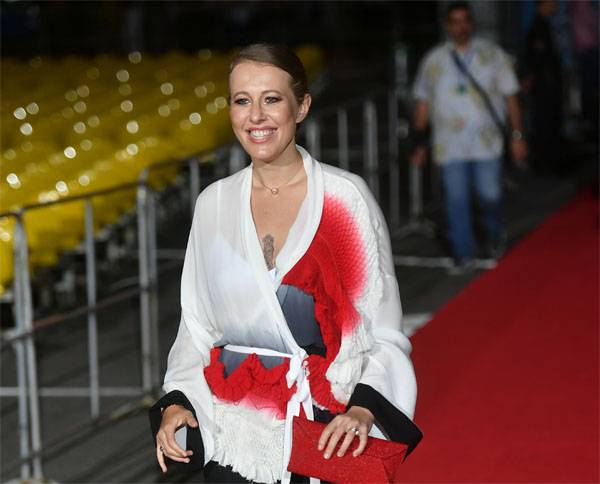 Prosecutor's check started on Sobchak's statement about Crimea