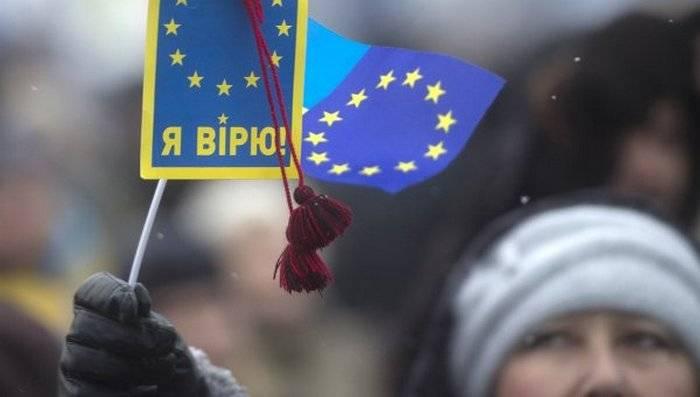 Еврокомиссар Хан объявил, что говорить онемедленном членстве Украины вЕС нереалистично