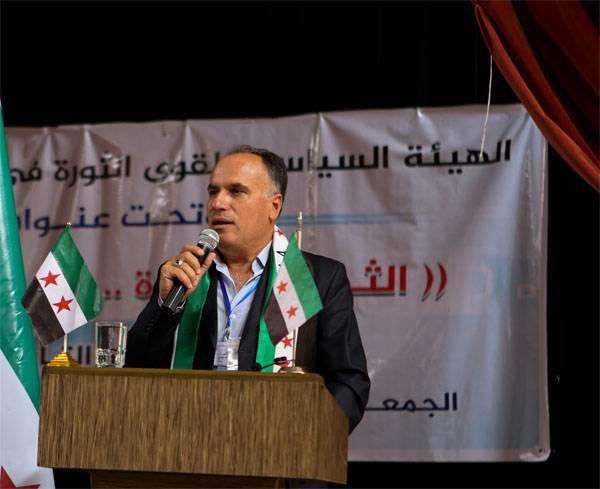 利雅得的叙利亚反对派:但阿萨德仍然应该去