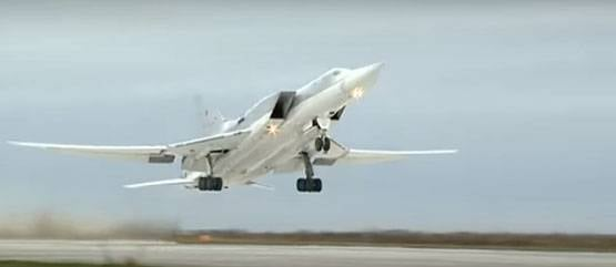 "Tu-22M3 ""hammer nails in the coffin lid"" ISIS in the province of Deir ez-Zor"