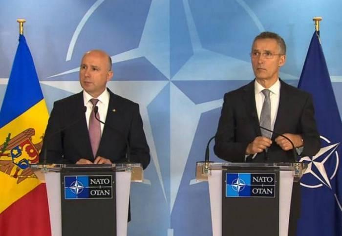 Столтенберг навстрече сФилипом: НАТО уважает нейтралитет Республики Молдова