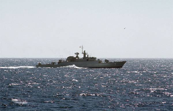 Iranian navy ships to leave for Gulf of Mexico