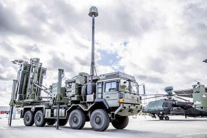 英国将覆盖福克兰群岛的以色列防空