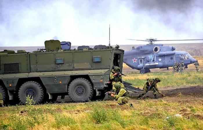 En Grande-Bretagne, a reconnu la supériorité de l'armée russe