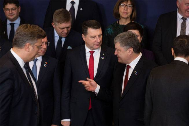 "EU ""forgot"" about Ukraine in the final declaration of the Eastern Partnership summit"