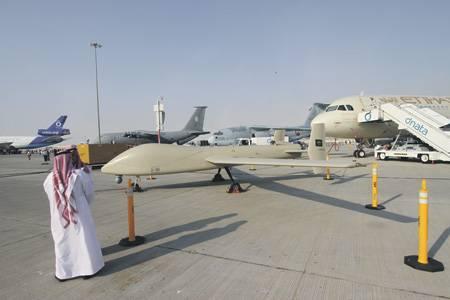Batalla del mercado de aviones no tripulados.