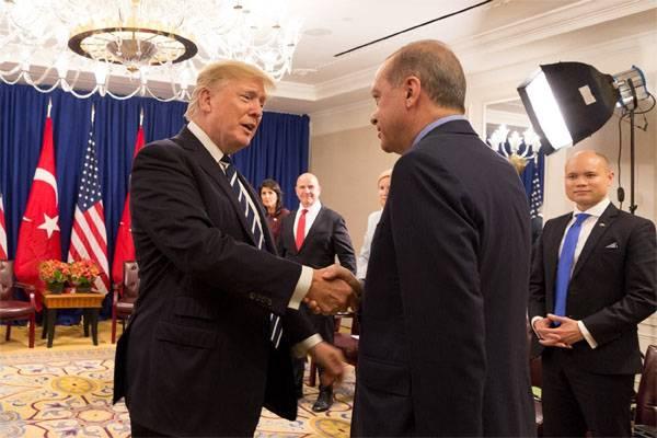 Приведёт ли американская поддержка курдов в Сирии к вооружённому столкновению с Турцией?