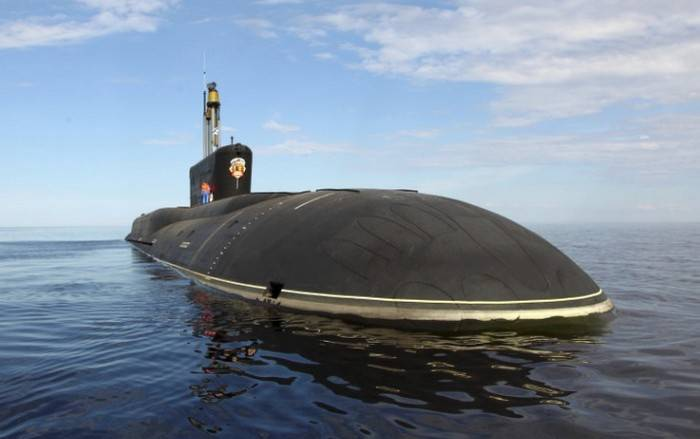 """""""The most deadly"""": British media told about the new Russian submarine"""