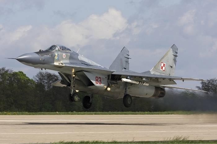폴란드 공군, 소비에트 항공기 거부
