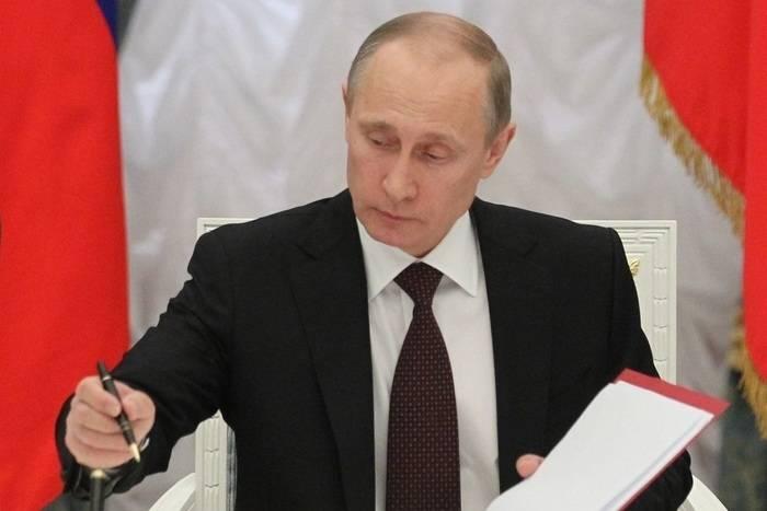 Putin, medyaya yabancı bir ajanın statüsüyle ilgili yasada değişiklikler yaptı