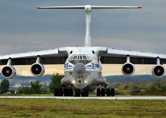 Histerik nato. Türkiye, Suriye uçuşları için uçaklar sağlıyor
