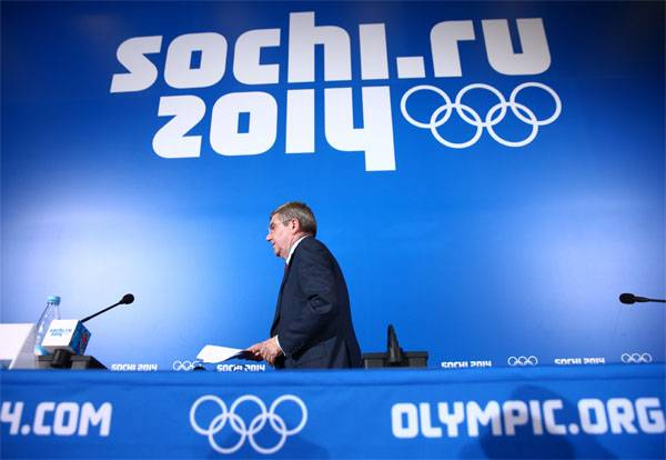 The Kremlin commented on the deprivation of the first team place of Russia in Sochi-2014
