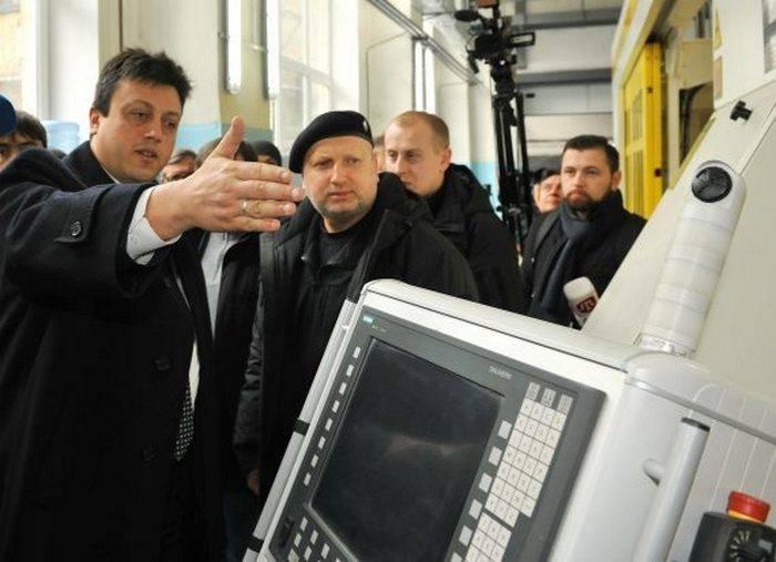 Ukroboronpromは新しいミサイルを生産する準備ができていることを発表しました