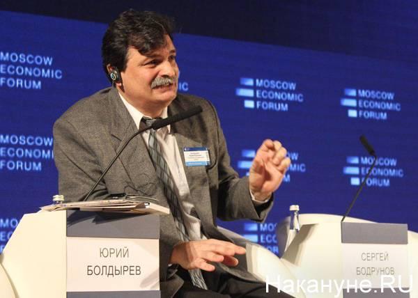 """Yuri Boldyrev - über den """"Übergang der Wirtschaft in den Krieg"""": klangvolle, aber nutzlose PR"""