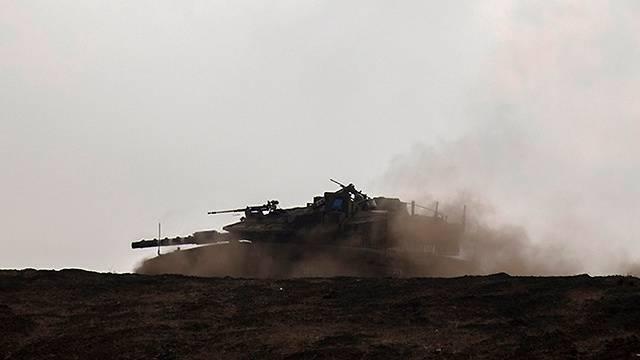 Так выглядит и действует новейшая израильская боевая машина победы