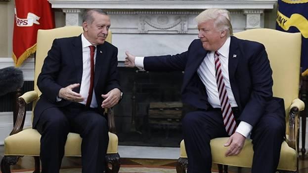 Сизифов труд: Анкара просит у Вашингтона диалога на-равных