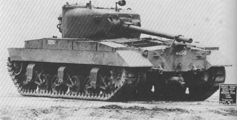 T20: Amerikan Serisi Orta Tank Serisi