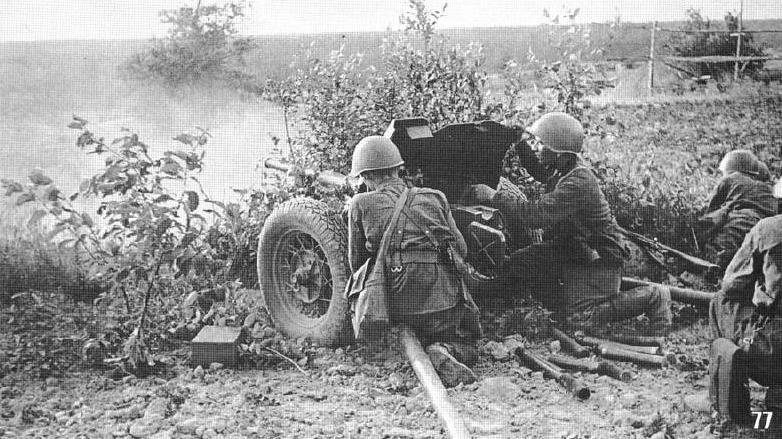 ヒトラーのドイツとソ連との予期せぬ戦争(パート10)