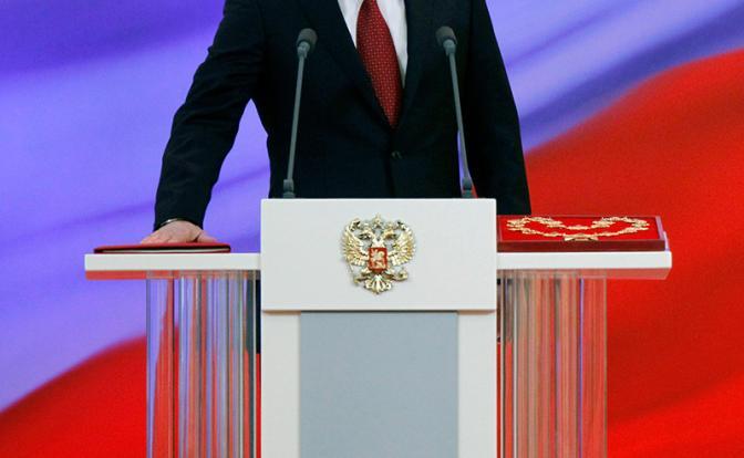 Comentários para as ordens do próximo presidente da Rússia
