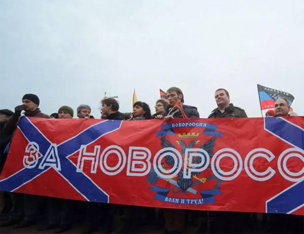В ЛНР и ДНР заговорили о возможности объединения