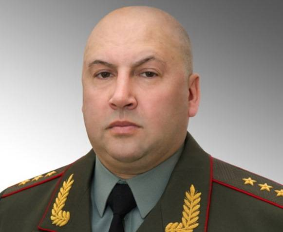 Colonel-General Sergei Surovikin appointed Commander-in-Chief of the VKS