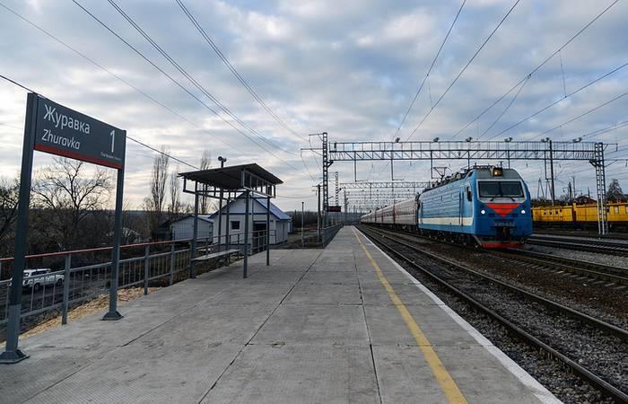우크라이나를 우회하는 철도는 연말까지 완전히 작동합니다.