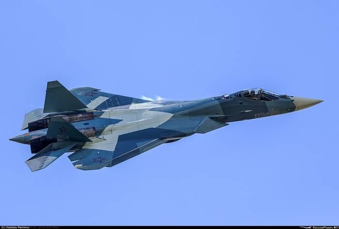 Bondarev: Su-57 will be adopted in 2018 year