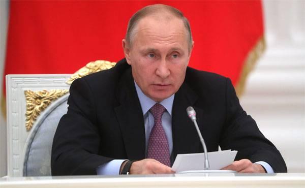 Putin: Acabar com a ocupação israelense das terras árabes vai acabar com o conflito