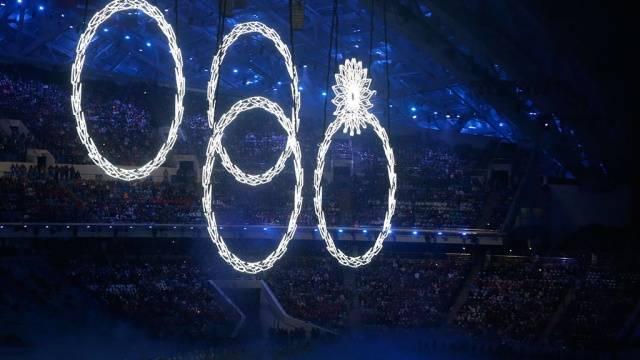 Olímpicos russos - COI: selecione medalhas? Bem, tente ...