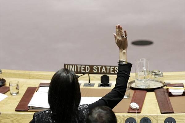 미국은 유엔에 : 북한 정권은 완전히 파괴 될 것이다.