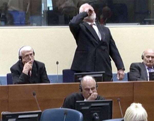 クロアチアの閣僚:Pralyak将軍が毒を持っていくことをどのように許可されましたか?