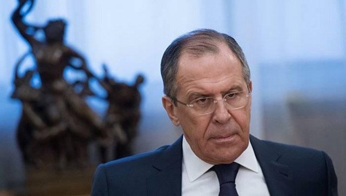 Lavrov convocó las condiciones para la introducción de las fuerzas de paz de la ONU en el Donbass.
