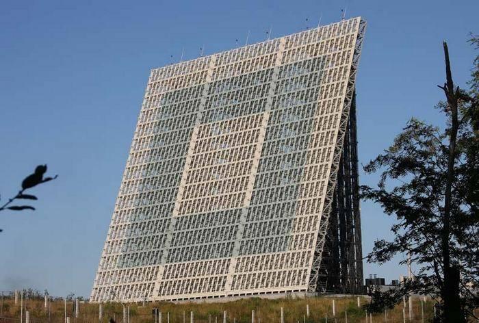 A estação de radar Voronezh-SM aparecerá na Crimeia nos próximos anos