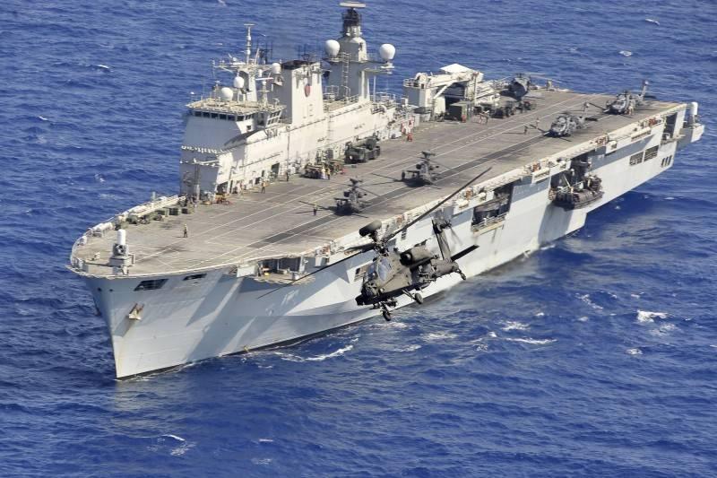 イギリスの水陸両用空挺部隊の将来に関する専門家
