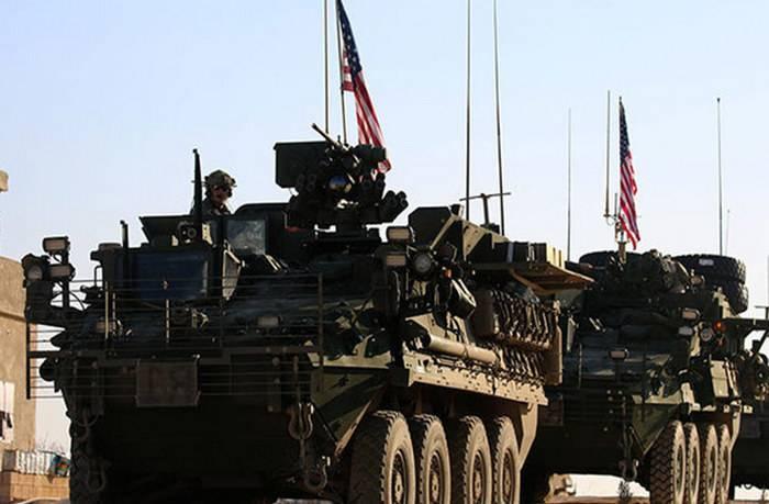 Les États-Unis ont annoncé le retrait de quatre cents Marines de la Syrie