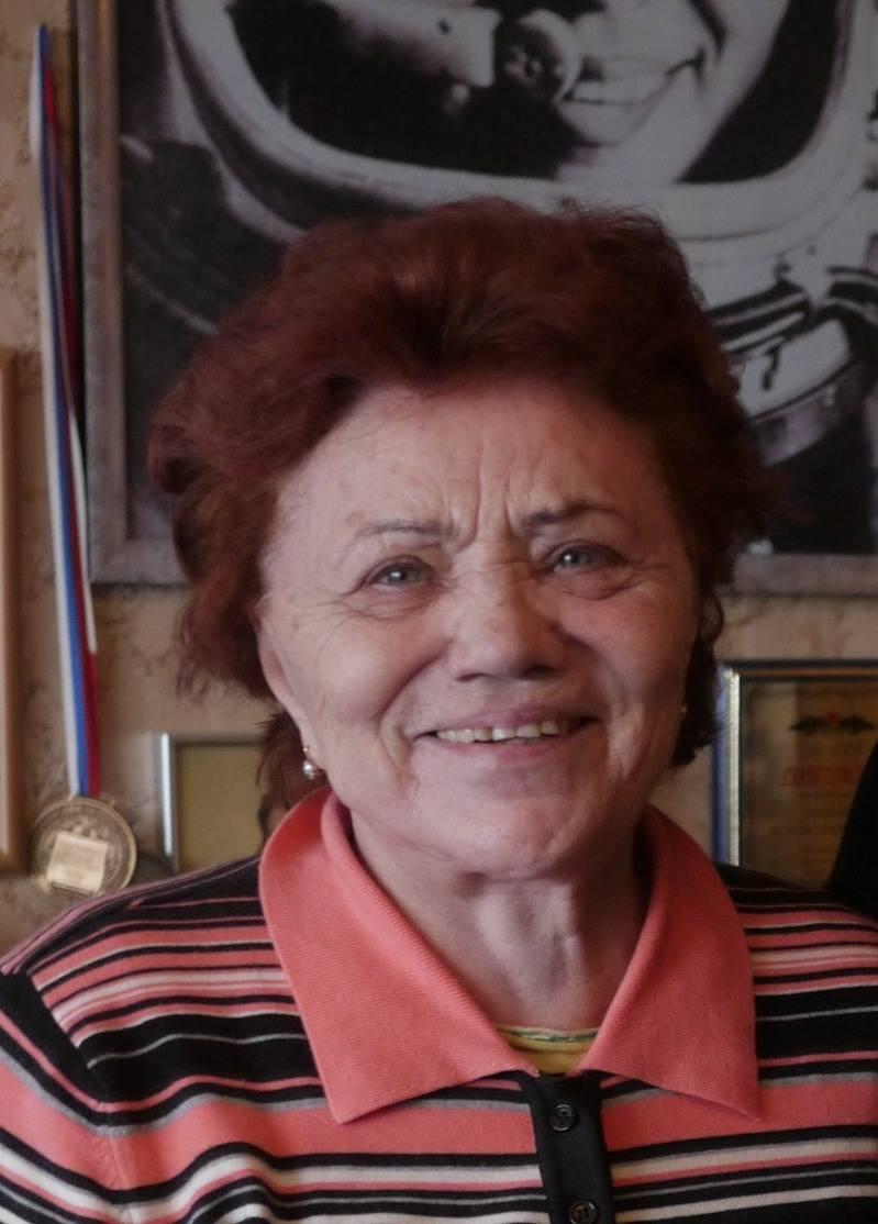 Piloto de teste Marina Lavrentievna Popovich morre