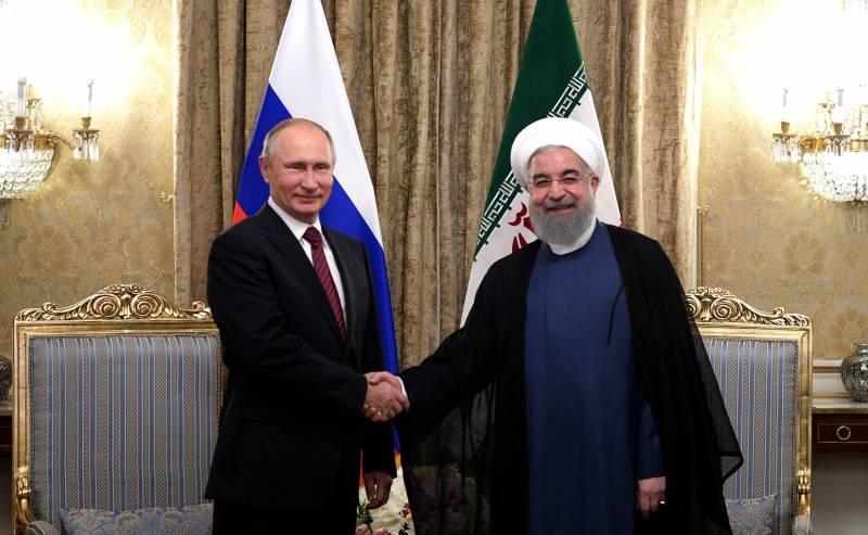 Иранский лидер предложил Путину способ изолировать Америку