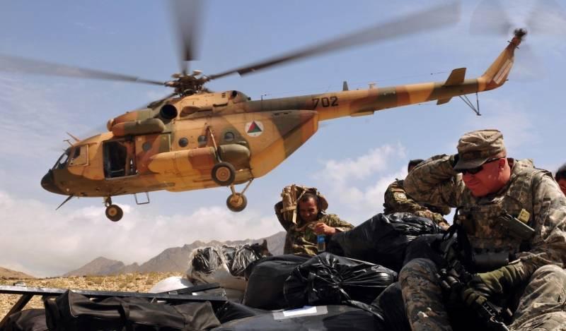 Грушко прокомментировал отказ Кабула от российских вертолетов