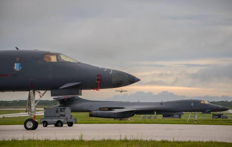 Стратегические бомбардировщики на Гуаме обеспечат давление на Пхеньян