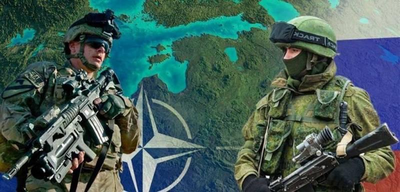 Россия против НАТО. Предпосылки конфликта